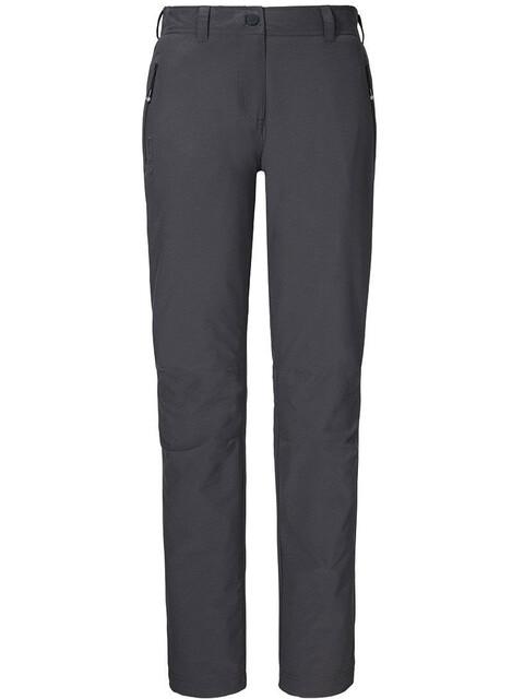 Schöffel Engadin - Pantalon long Femme - Short gris